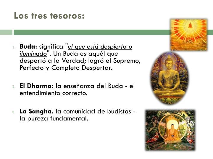 Los tres tesoros: