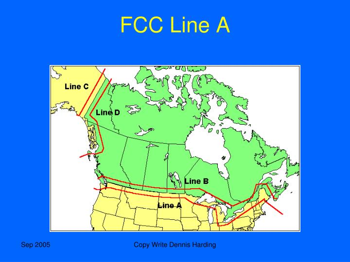 FCC Line A