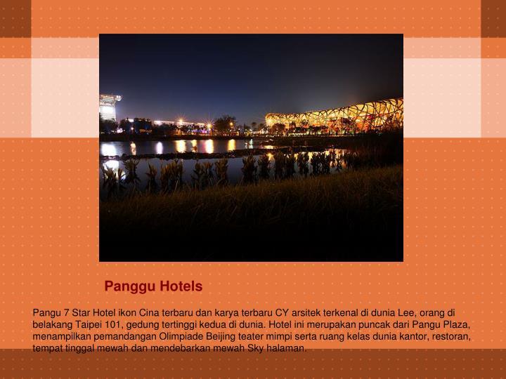 Panggu Hotels
