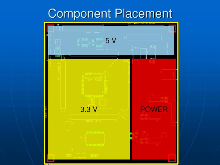 Component Placement