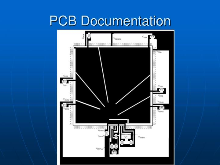 PCB Documentation