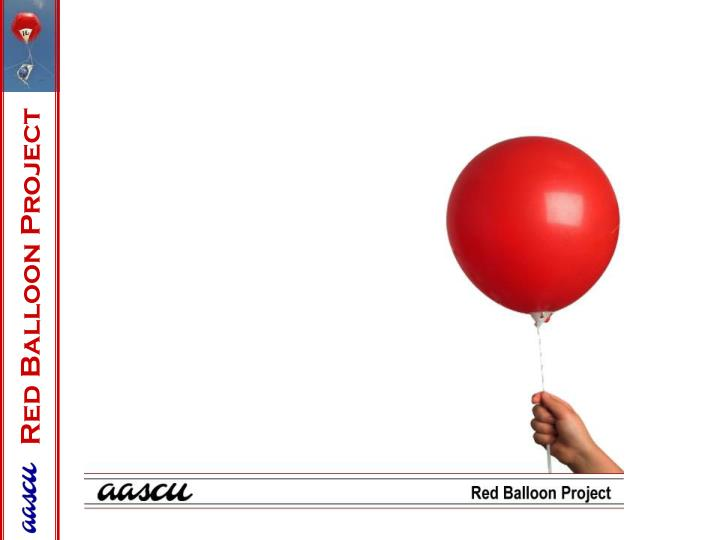 Aascu s red balloon project re imagining undergraduate education