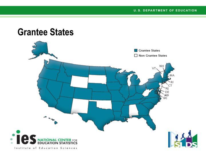 Grantee States