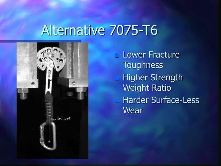 Alternative 7075-T6