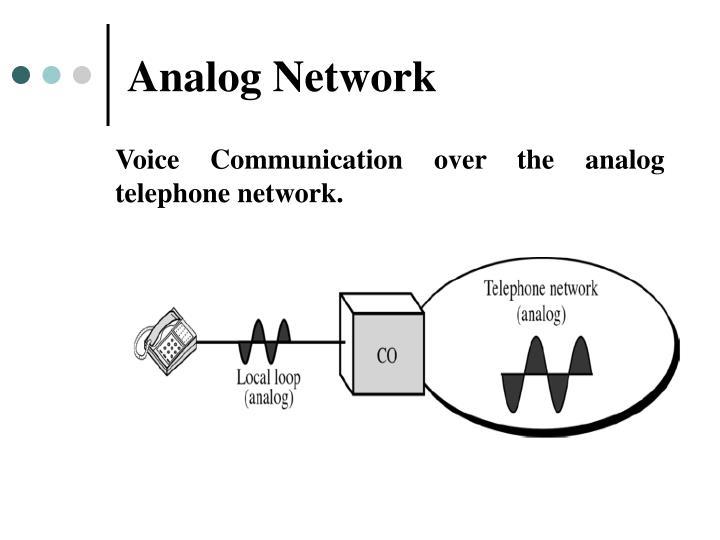 Analog Network