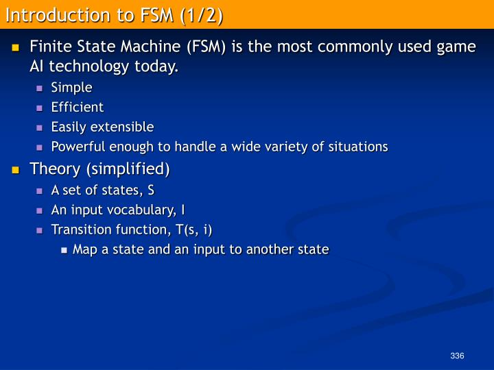 Introduction to FSM (1/2)
