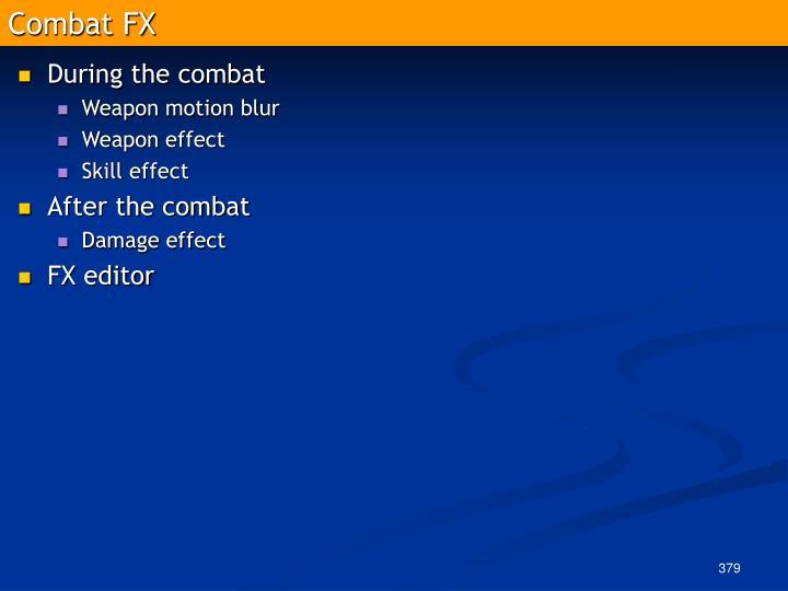 Combat FX