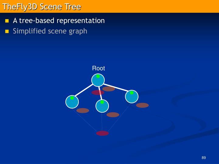 TheFly3D Scene Tree