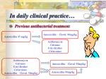 in daily clinical practice2