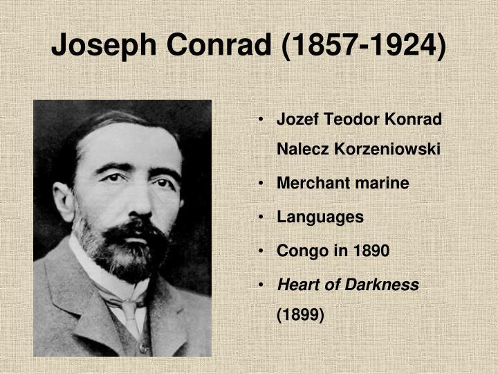 Joseph Conrad (1857-1924)