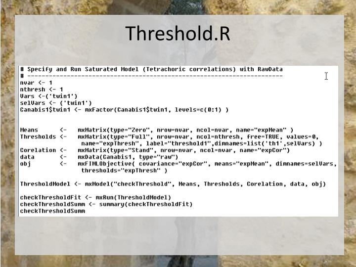 Threshold.R