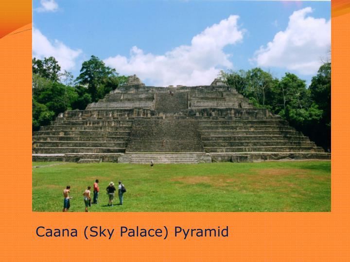 Caana (Sky Palace) Pyramid