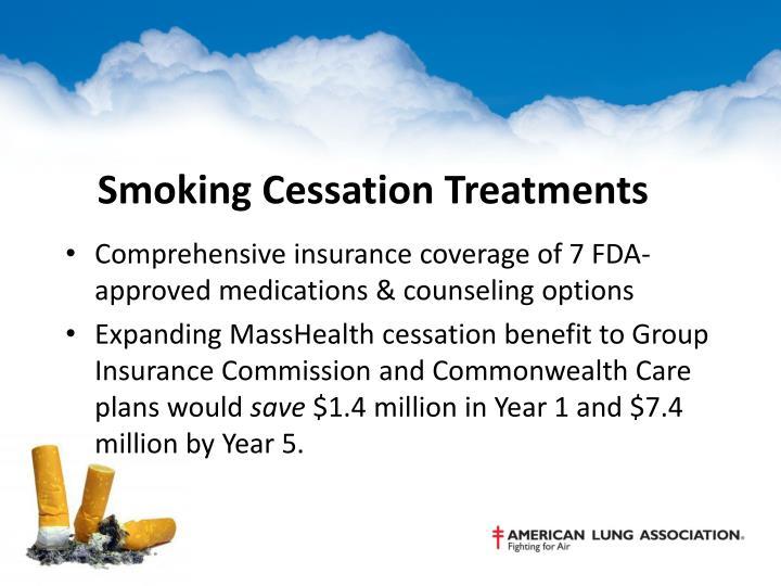 Smoking Cessation Treatments