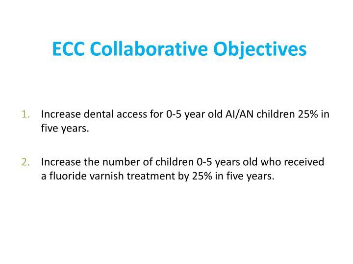 ECC Collaborative Objectives