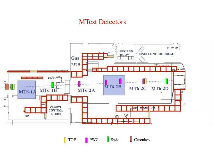 MTest Detectors