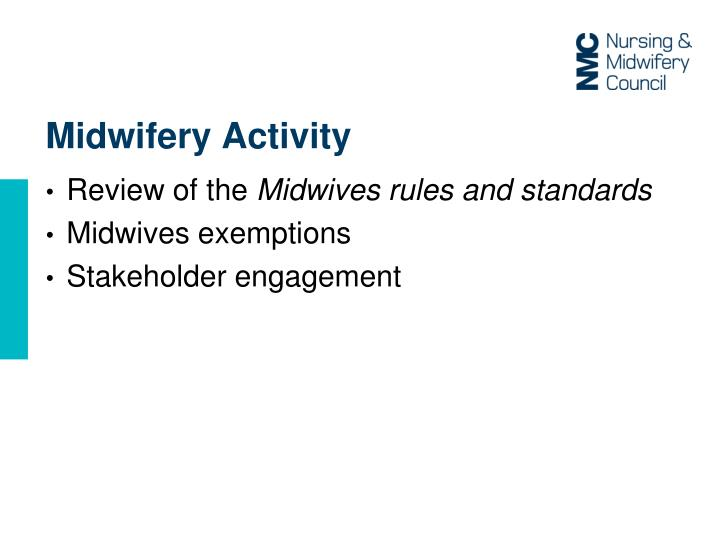 Midwifery Activity