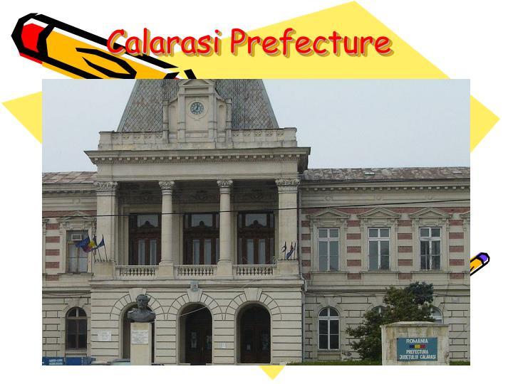 Calarasi Prefecture