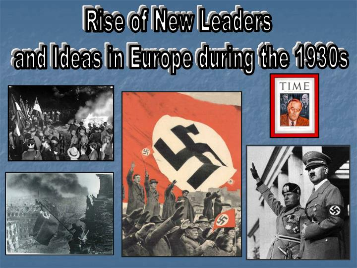 Rise of New Leaders