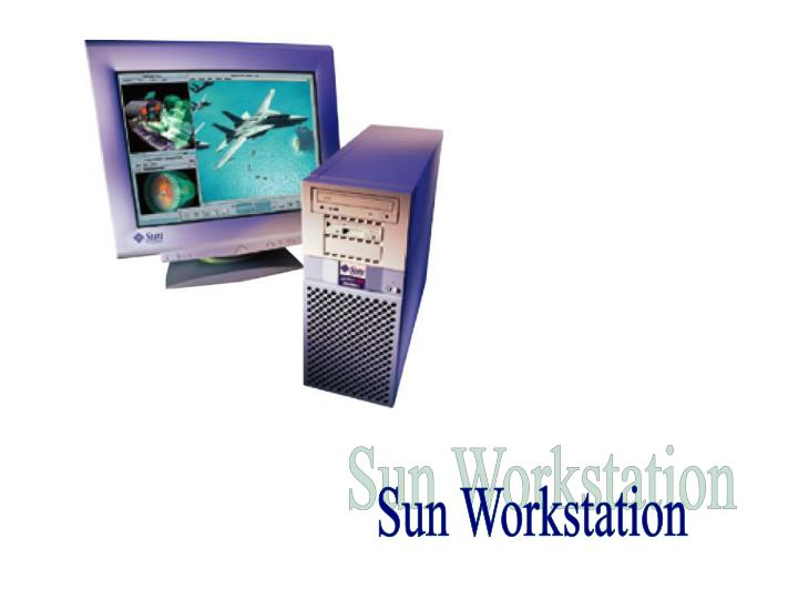 Sun Workstation