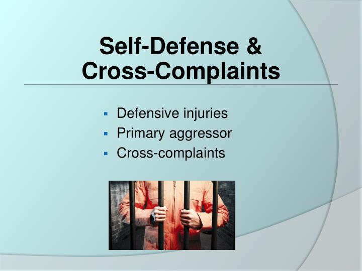 Self-Defense &