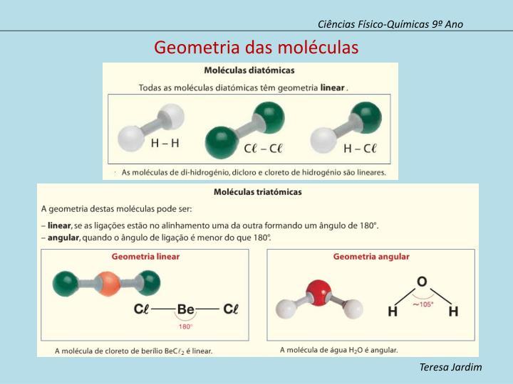 Ciências Físico-Químicas 9º Ano