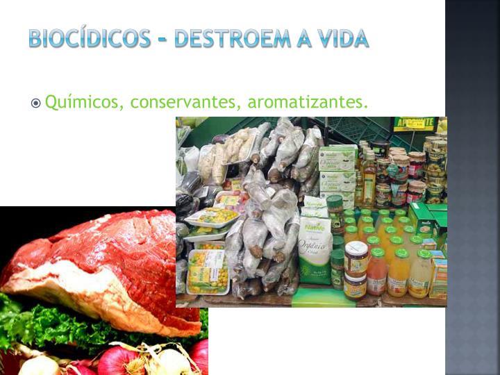 Biocídicos