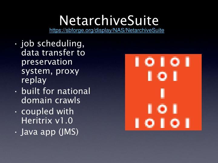 NetarchiveSuite
