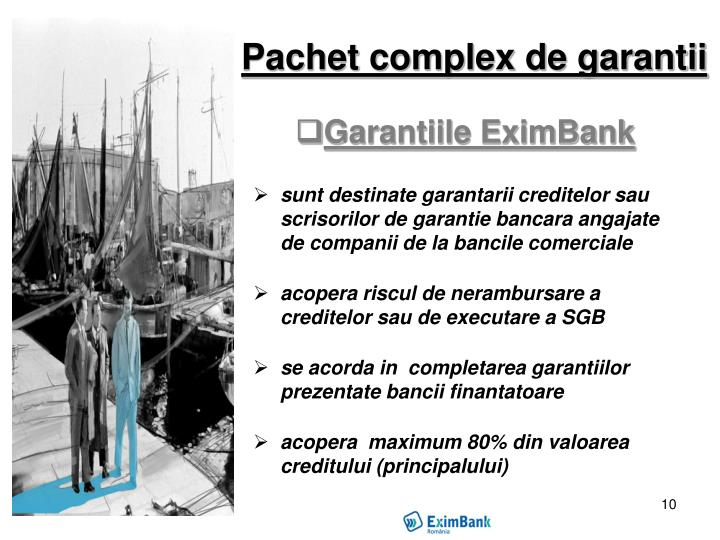 Pachet complex de garantii
