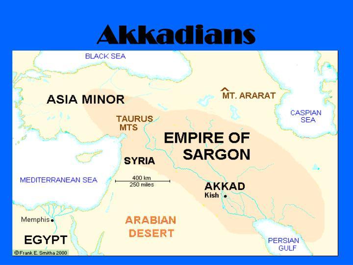 Akkadians