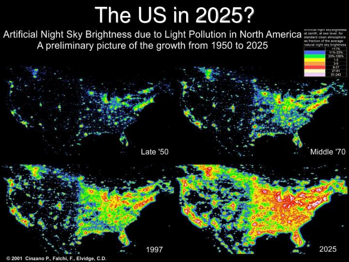 The US in 2025?