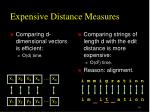 expensive distance measures2