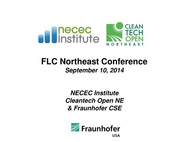 FLC Northeast Conference