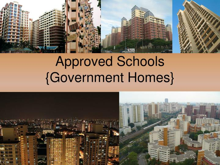 Approved Schools