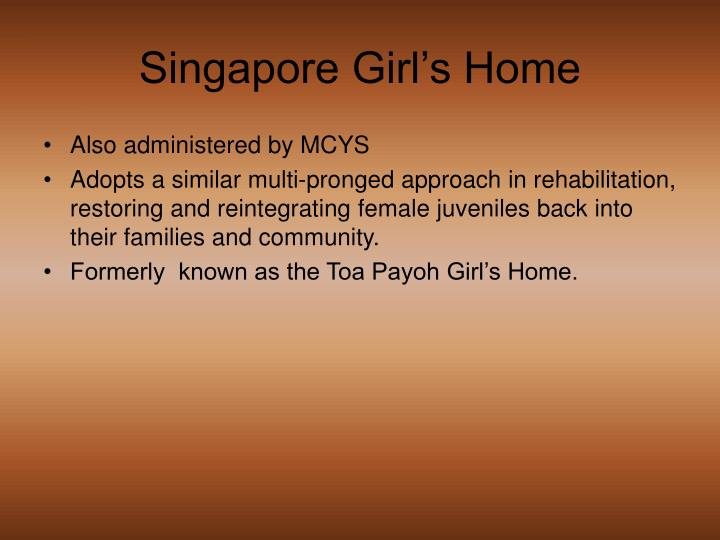 Singapore Girl's Home