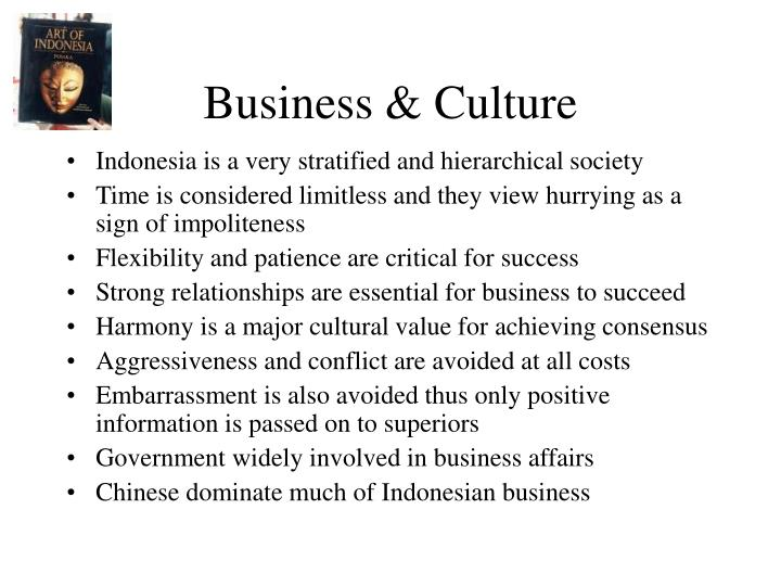 Business & Culture