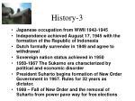 history 3