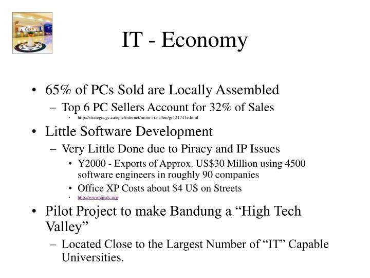 IT - Economy