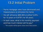 13 2 initial problem