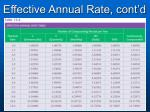 effective annual rate cont d1