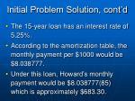 initial problem solution cont d1