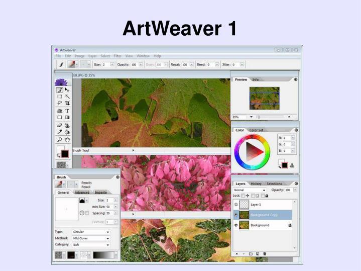 ArtWeaver 1