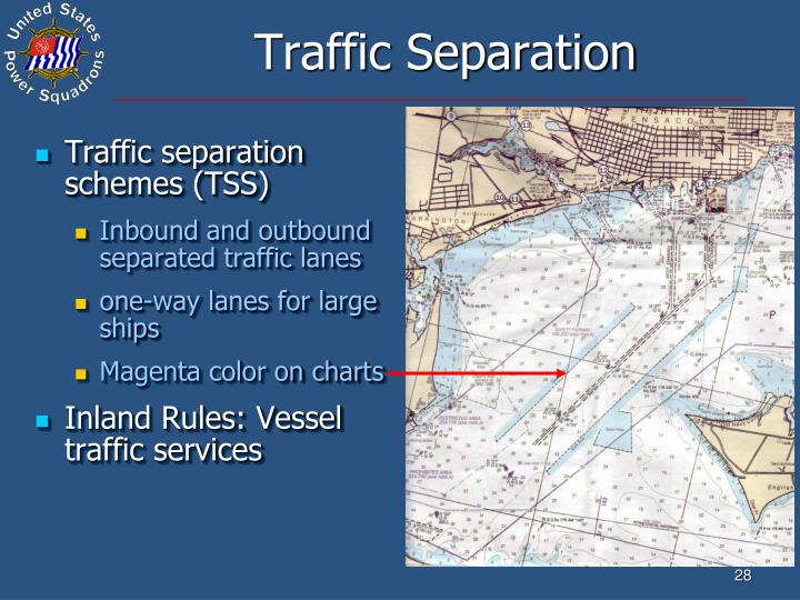 Traffic Separation