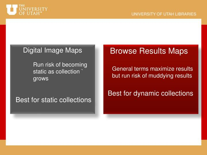 Digital Image Maps