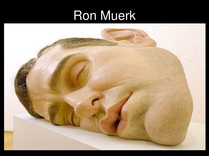 Ron Muerk