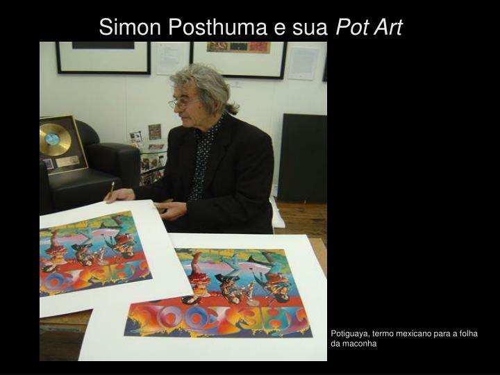 Simon Posthuma e sua