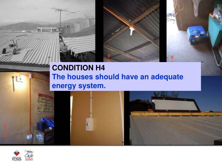 CONDITION H4