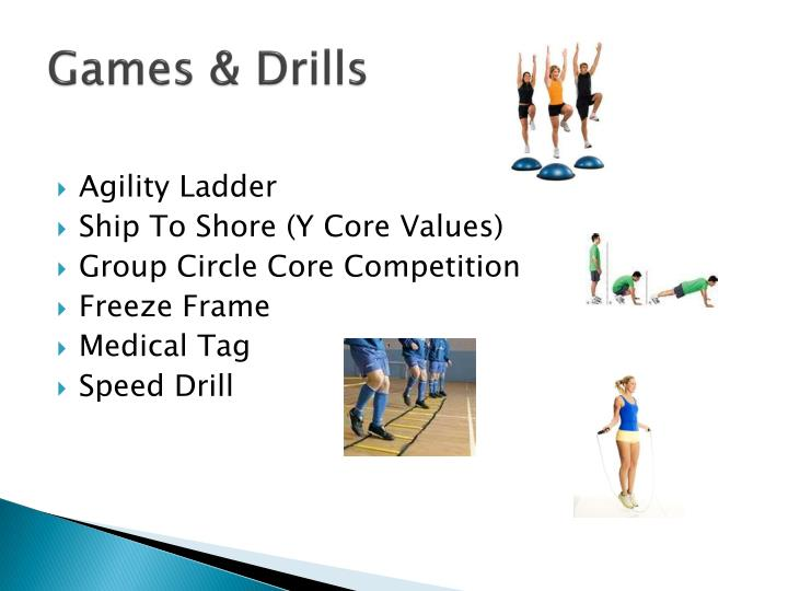 Games & Drills