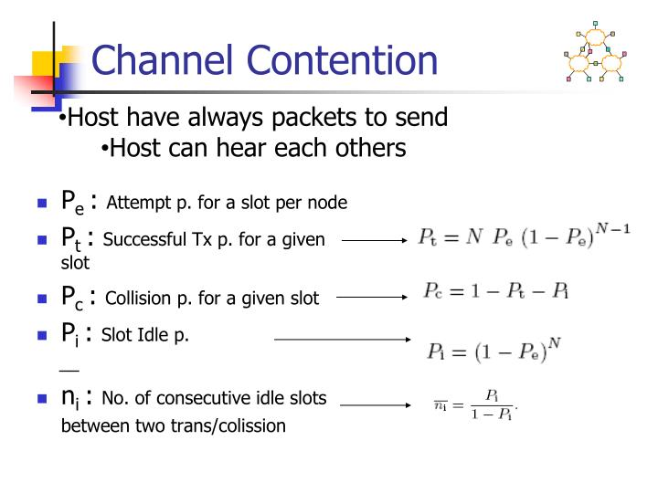 Channel Contention