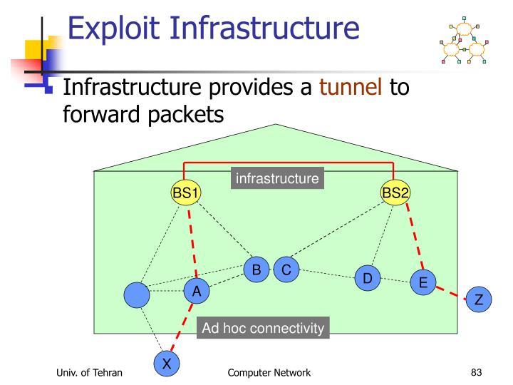 Exploit Infrastructure