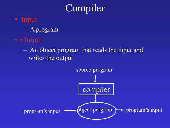 source-program